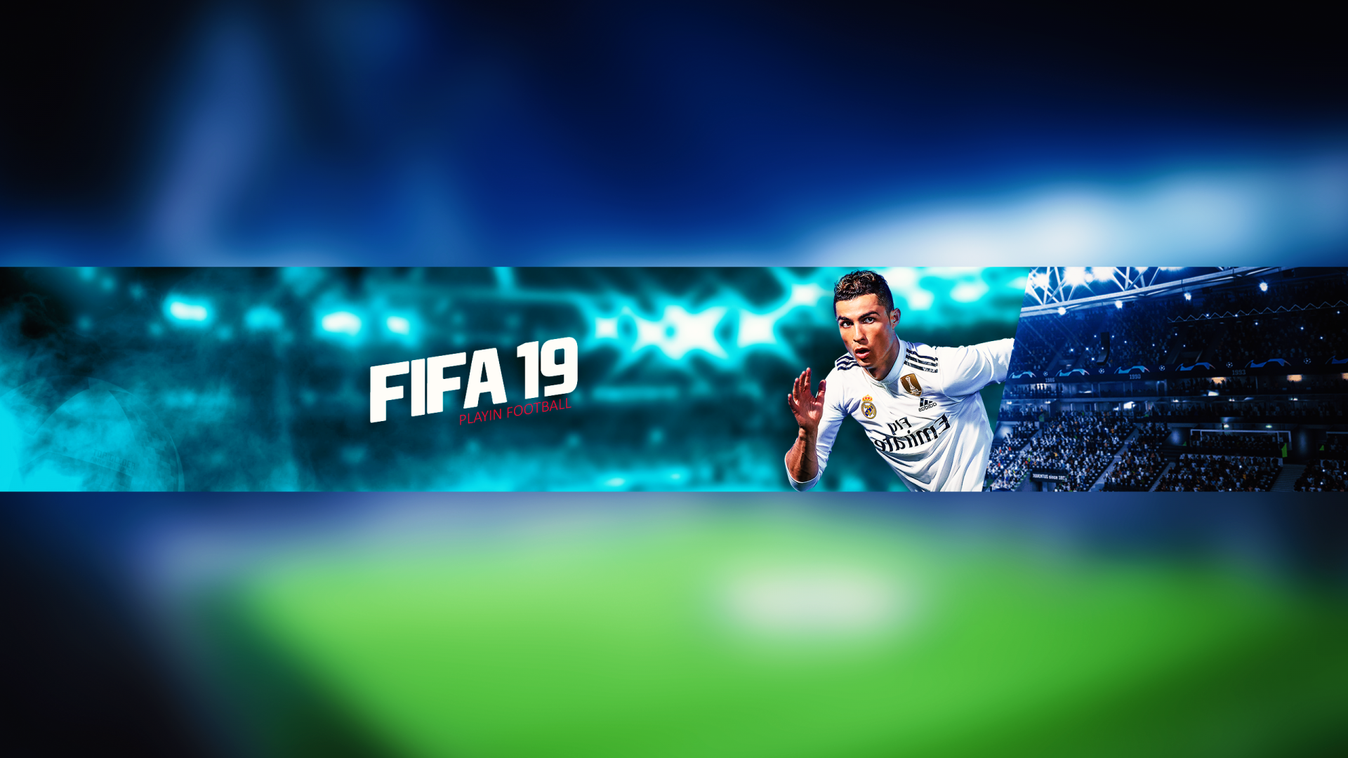 Free Fifa 19 Youtube Banner Template 5ergiveaways
